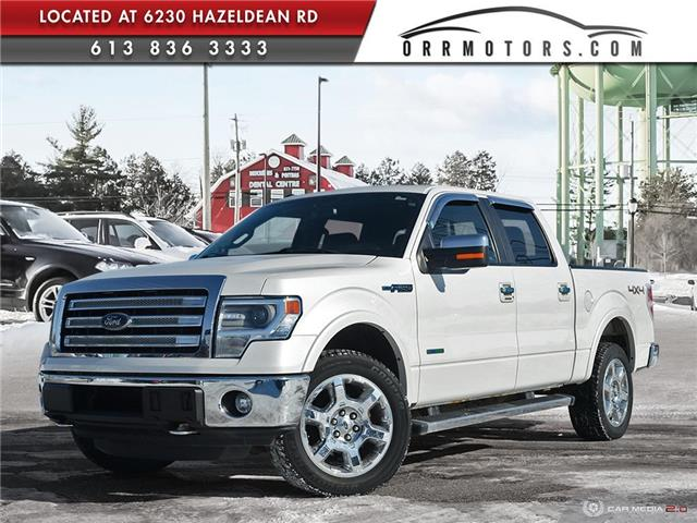 2013 Ford F-150 Lariat (Stk: 5805-1) in Stittsville - Image 1 of 27