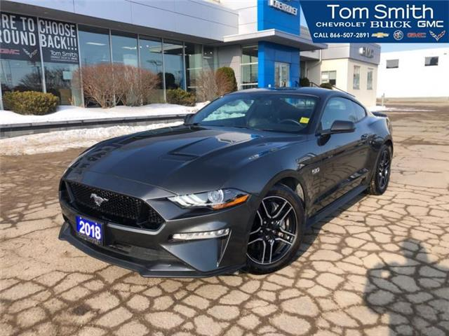 2018 Ford Mustang  (Stk: 60316R) in Midland - Image 1 of 18