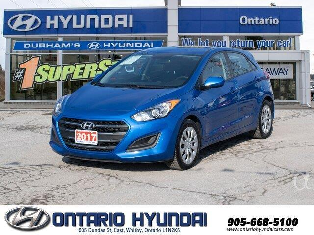 2017 Hyundai Elantra GT GL (Stk: 74548K) in Whitby - Image 1 of 15