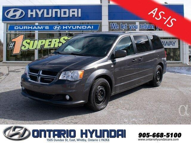 2014 Dodge Grand Caravan SE/SXT (Stk: 26720K) in Whitby - Image 1 of 11
