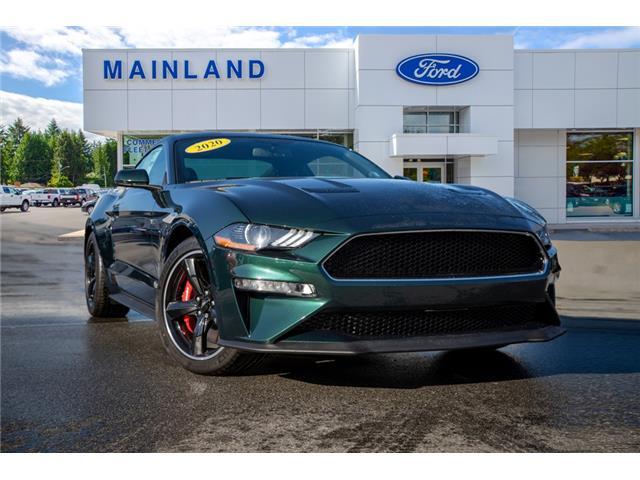2020 Ford Mustang Bullitt Msrp
