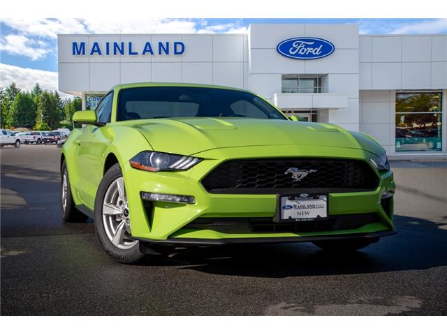 2020 Ford Mustang EcoBoost (Stk: 20MU8116) in Vancouver - Image 1 of 17