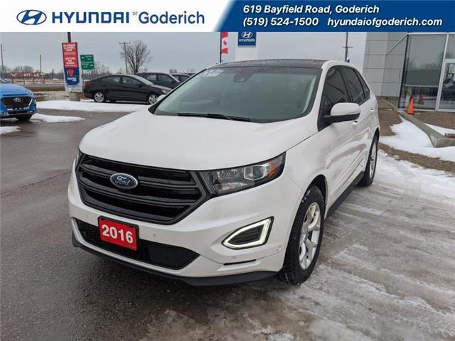 2016 Ford Edge Sport (Stk: 20513) in Goderich - Image 1 of 21