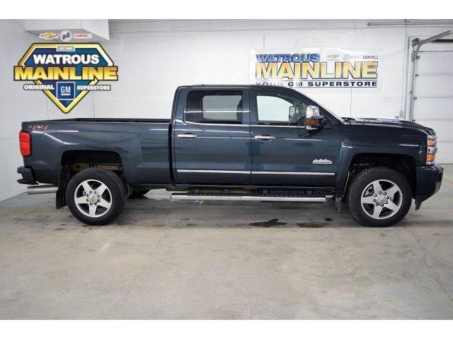 2018 Chevrolet Silverado 2500HD High Country (Stk: L1022A) in Watrous - Image 1 of 41