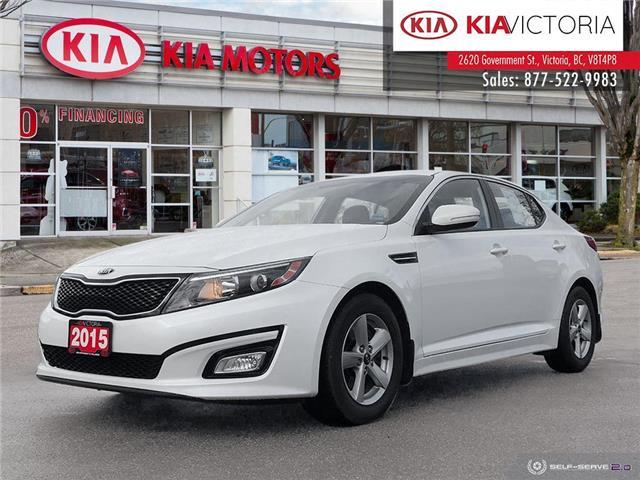 2015 Kia Optima LX (Stk: A1487) in Victoria - Image 1 of 26