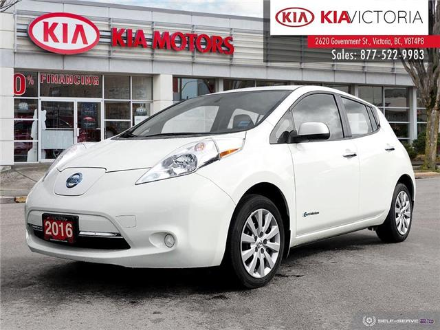 2016 Nissan LEAF S (Stk: A1475) in Victoria - Image 1 of 25