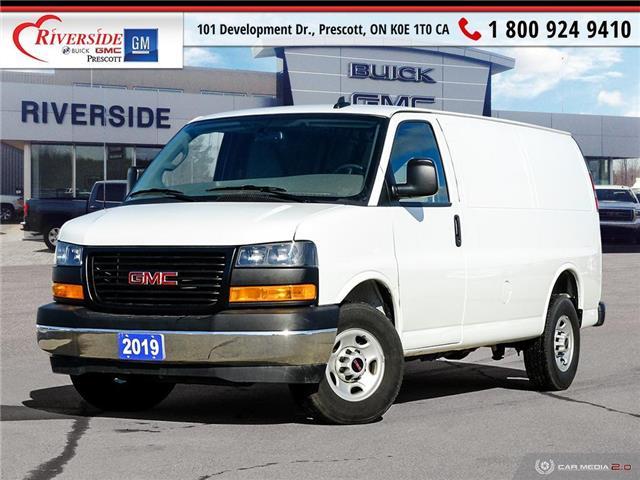 2019 GMC Savana 2500 Work Van (Stk: 4153A) in Prescott - Image 1 of 27