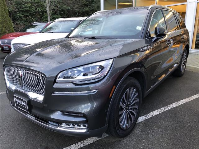 2020 Lincoln Aviator Reserve (Stk: 206168) in Vancouver - Image 1 of 9