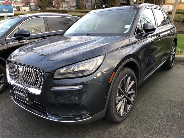 2020 Lincoln Corsair Reserve (Stk: 20644) in Vancouver - Image 1 of 9