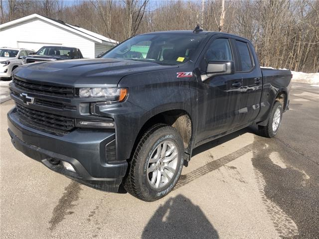 2020 Chevrolet Silverado 1500 RST (Stk: 38515) in Owen Sound - Image 1 of 13