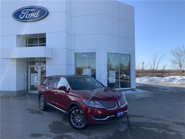2016 Lincoln MKX Reserve (Stk: A5936) in Smiths Falls - Image 1 of 1
