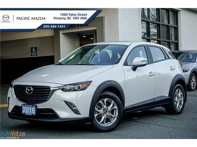 2016 Mazda CX-3 GS (Stk: 461482A) in Victoria - Image 1 of 19