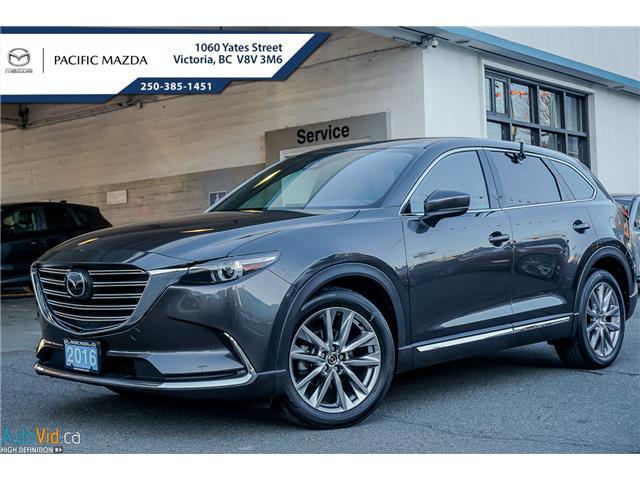2016 Mazda CX-9 Signature (Stk: PMA121048) in Victoria - Image 1 of 18