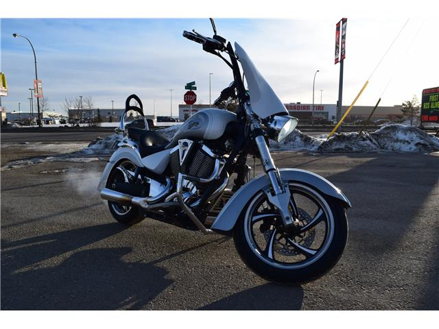2012 - Victory Motorcycle  (Stk: PO1843) in Dawson Creek - Image 1 of 7