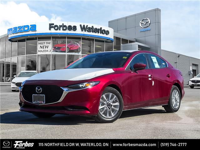 2020 Mazda Mazda3 GS (Stk: A6908) in Waterloo - Image 1 of 13