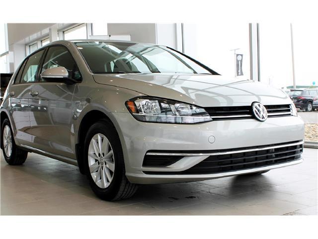 2018 Volkswagen Golf 1.8 TSI Trendline 3VWG17AU9JM285556 V7312 in Saskatoon