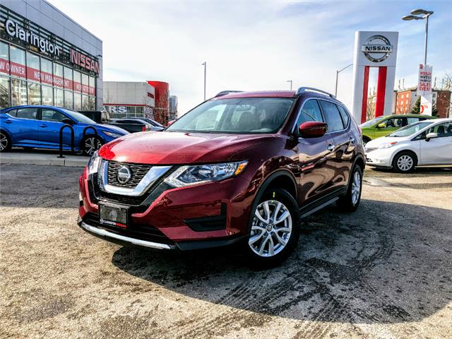 2020 Nissan Rogue S (Stk: LC738938) in Bowmanville - Image 1 of 35