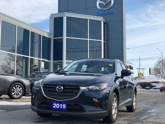 2019 Mazda CX-3 GS (Stk: M2685) in Gloucester - Image 1 of 17