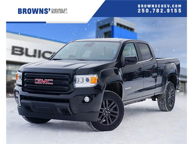 2020 GMC Canyon SLE (Stk: T20-1079) in Dawson Creek - Image 1 of 14