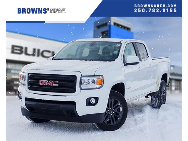 2020 GMC Canyon SLE (Stk: T20-1080) in Dawson Creek - Image 1 of 15