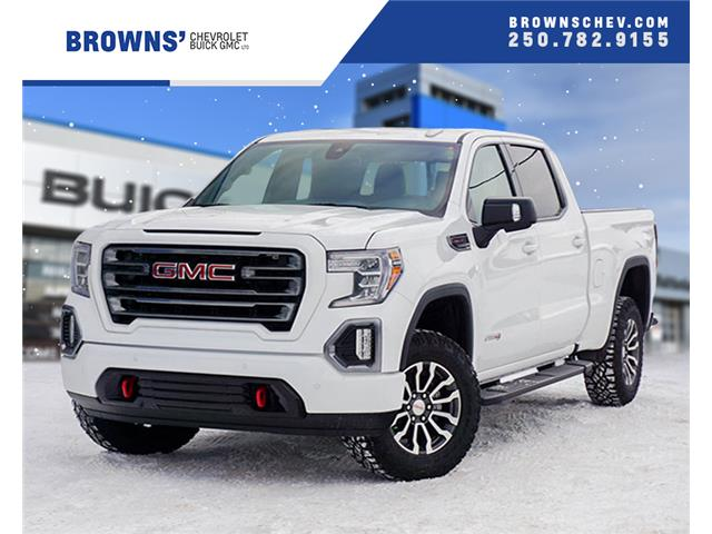 2020 GMC Sierra 1500 AT4 (Stk: T20-1107) in Dawson Creek - Image 1 of 15