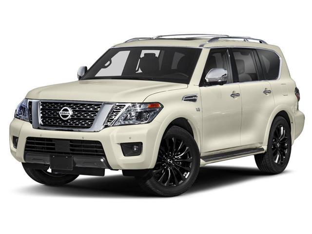 2020 Nissan Armada Platinum (Stk: 91365) in Peterborough - Image 1 of 9