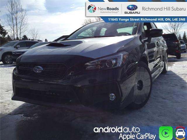 2020 Subaru WRX Sport-Tech MT (Stk: 34324) in RICHMOND HILL - Image 1 of 22