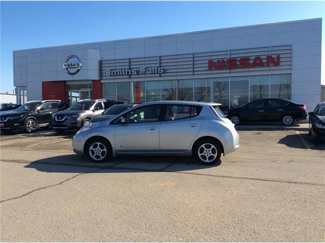 2012 Nissan LEAF SL (Stk: 19-221A) in Smiths Falls - Image 1 of 12