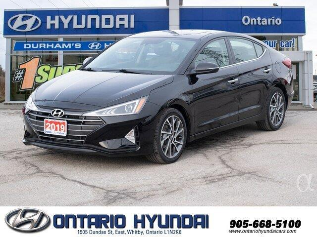 2019 Hyundai Elantra Luxury (Stk: 48695K) in Whitby - Image 1 of 21