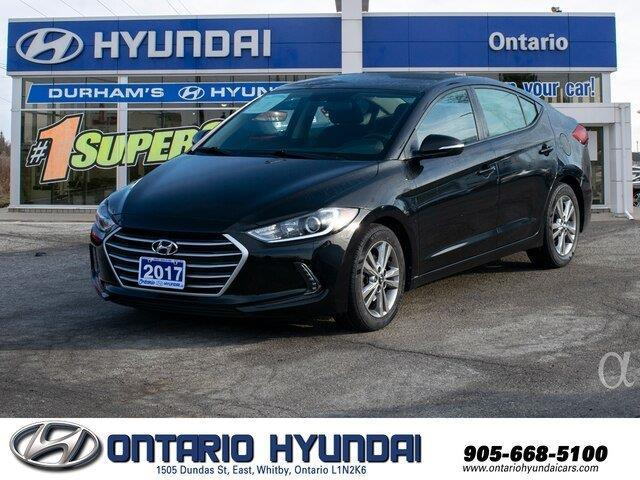 2017 Hyundai Elantra GL (Stk: 19477K) in Whitby - Image 1 of 20