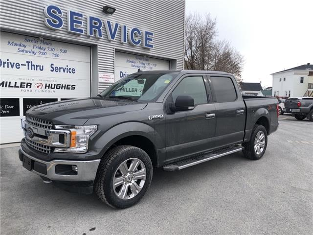 2020 Ford F-150 XLT (Stk: 20110) in Cornwall - Image 1 of 15