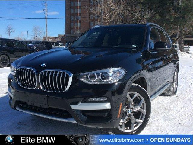 2020 BMW X3 xDrive30i (Stk: P9363) in Gloucester - Image 1 of 30
