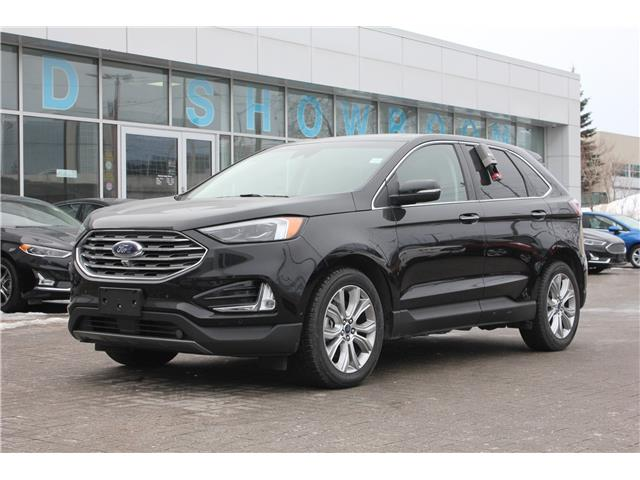 2019 Ford Edge Titanium (Stk: 953980) in Ottawa - Image 1 of 17