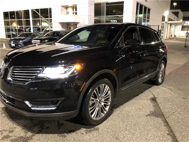 2017 Lincoln MKX Reserve 2LMPJ8LR2HBL11749 OP2039 in Vancouver