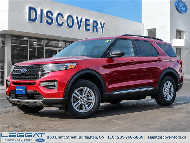 2020 Ford Explorer XLT (Stk: EX20-69815) in Burlington - Image 1 of 22