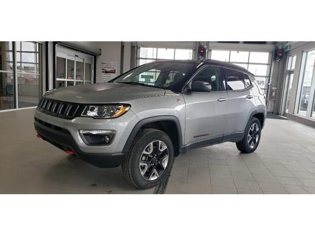 2018 Jeep Compass Trailhawk (Stk: P1061) in Ottawa - Image 1 of 15