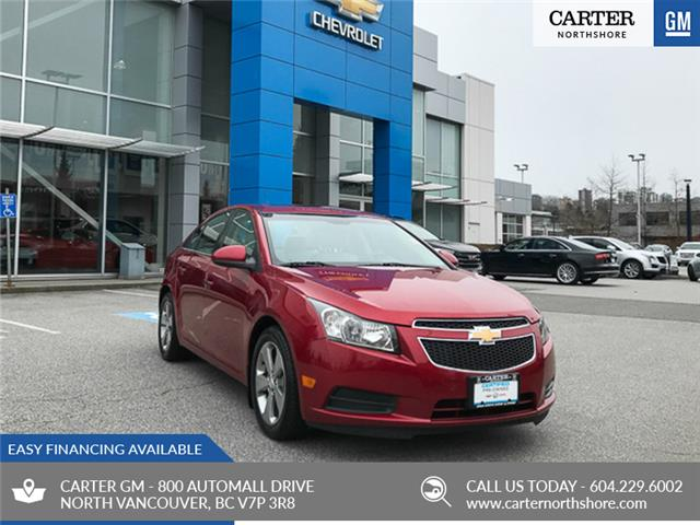 2011 Chevrolet Cruze LTZ Turbo (Stk: 973361) in North Vancouver - Image 1 of 26