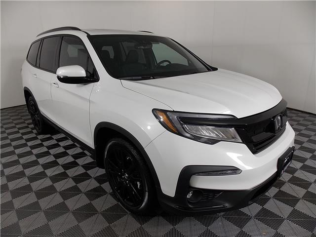 2020 Honda Pilot Black Edition (Stk: 220008) in Huntsville - Image 1 of 33
