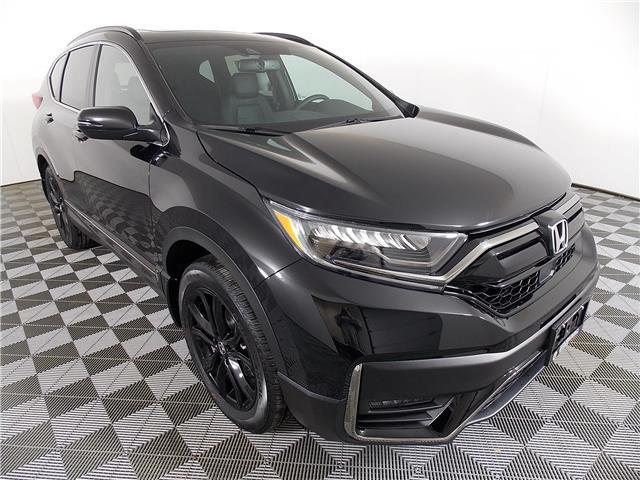 2020 Honda CR-V Black Edition (Stk: 220097) in Huntsville - Image 1 of 31
