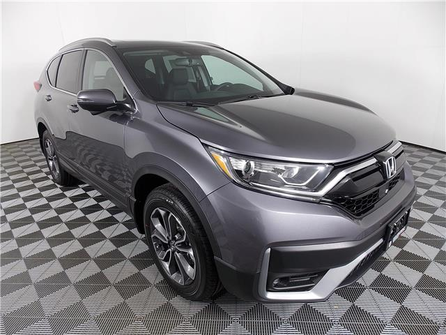2020 Honda CR-V EX-L (Stk: 220055) in Huntsville - Image 1 of 28