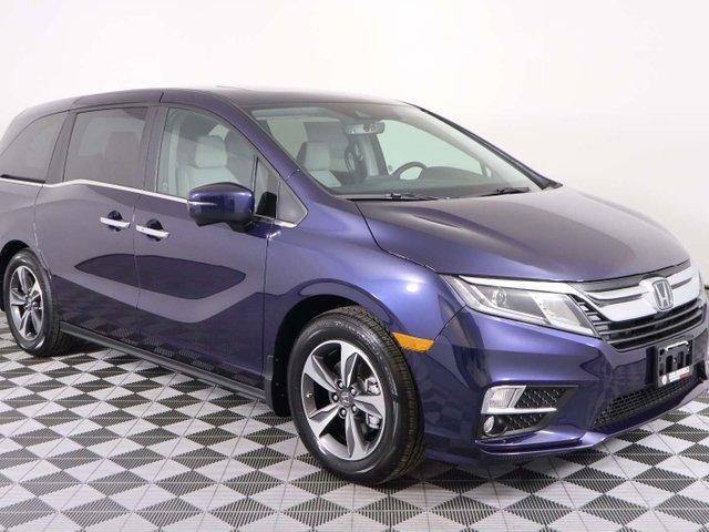 2019 Honda Odyssey EX-L (Stk: 219056) in Huntsville - Image 1 of 33