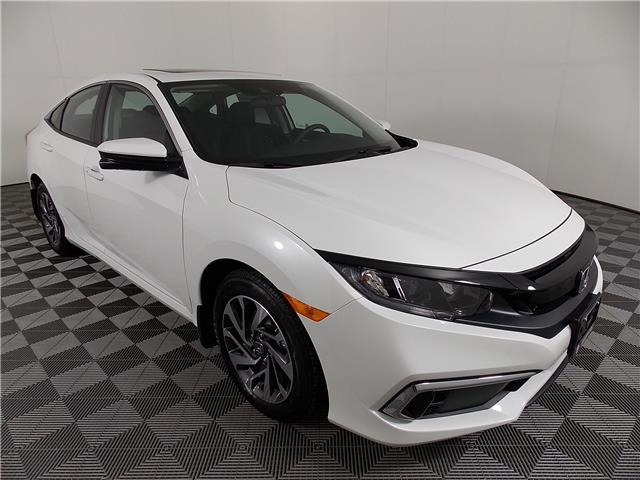 2020 Honda Civic EX (Stk: 220017) in Huntsville - Image 1 of 28