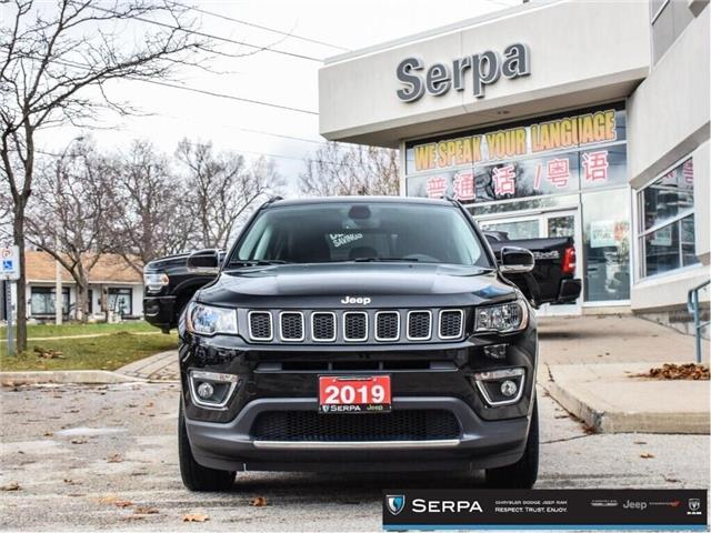 2019 Jeep Compass Limited (Stk: P9209) in Toronto - Image 1 of 23