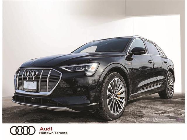 2019 Audi e-tron 55 Technik (Stk: AU7729) in Toronto - Image 1 of 22