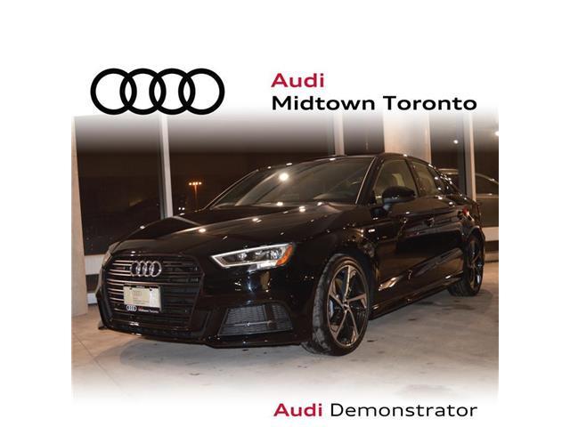2020 Audi A3 45 Technik (Stk: AU7867) in Toronto - Image 1 of 22