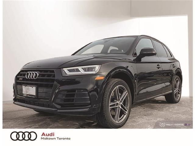 2020 Audi SQ5 3.0T Progressiv (Stk: AU8258) in Toronto - Image 1 of 22