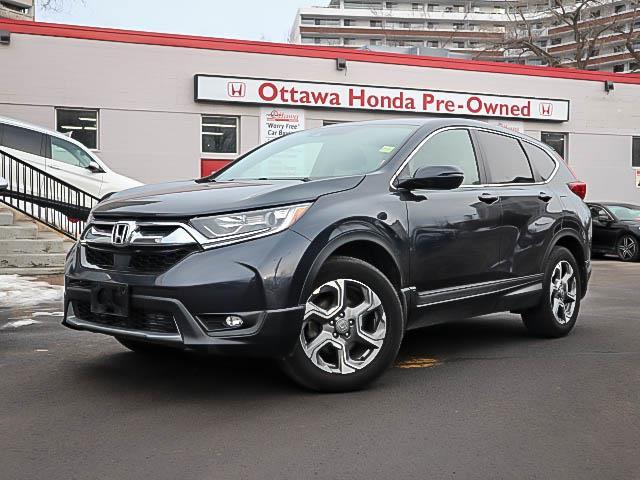 2017 Honda CR-V EX-L (Stk: 333911) in Ottawa - Image 1 of 27