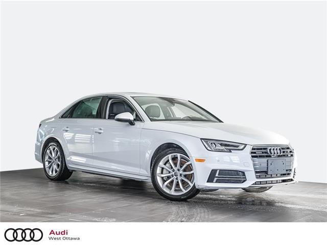 2018 Audi A4 2.0T Progressiv (Stk: 91530A) in Nepean - Image 1 of 40