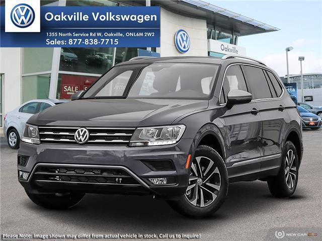2020 Volkswagen Tiguan IQ Drive (Stk: 21712) in Oakville - Image 1 of 46