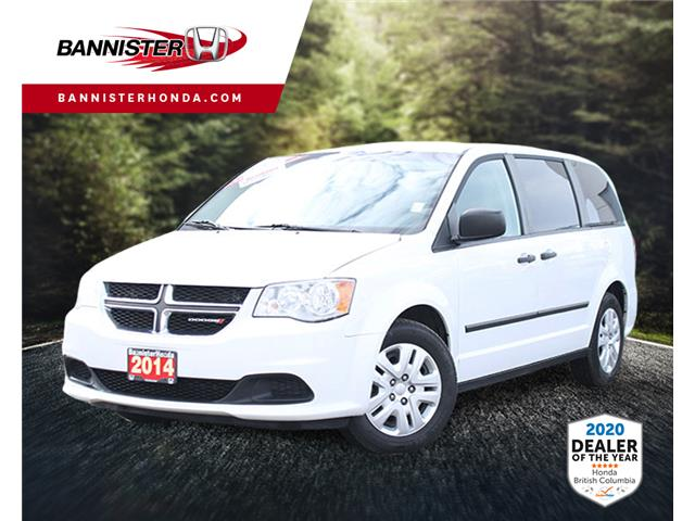 2014 Dodge Grand Caravan SE/SXT (Stk: P20-018) in Vernon - Image 1 of 24